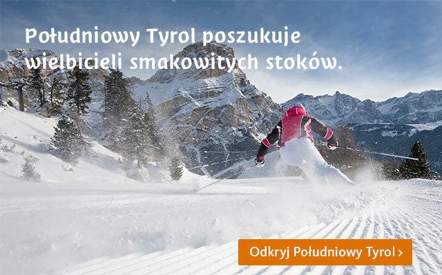 Południowy Tyrol poszukuje miłośników białego szaleństwa. Odkryj wszystkie uroki zimy!